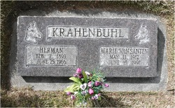 Marie Krahenbuhl