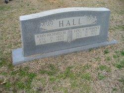 John Richard Hall, Sr