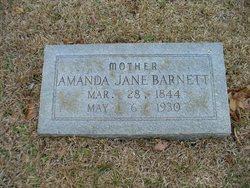 Amanda Jane <i>Rosten</i> Barnett