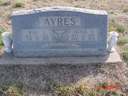 Mary R. Ayres