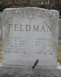 Gertrude Feldman