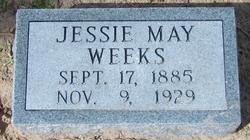 Jessie Mae Weeks