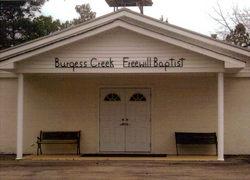 Burgess Creek Cemetery