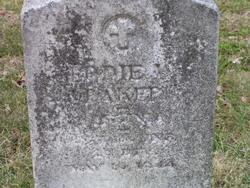 Sgt Eddie W Baker