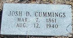 Josh D. Cummings