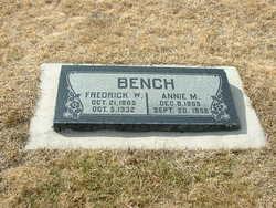 Frederick William Bench