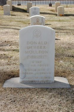 Donald Deverr Moulton