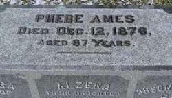 Phebe <i>Shipman</i> Ames