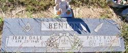 Patty Ray <i>Martin</i> Benton