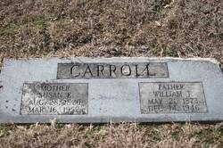 Susan K <i>Roberts</i> Carroll