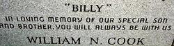 William N. Billy Cook