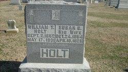 William Thomas Holt