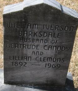 William Iverson Barksdale