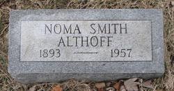 Noma <i>Smith</i> Althoff