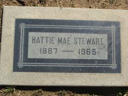 Hattie Mae Stewart
