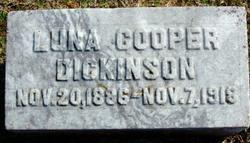 Luna S. <i>Cooper</i> Dickinson