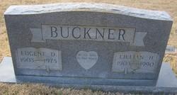Lillian Talitha <i>Hodges</i> Buckner