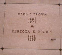 Carl B. Brown
