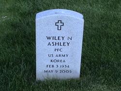 Wiley N. Ashley