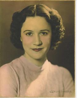 Margaret Ella <i>Franklin</i> Vance