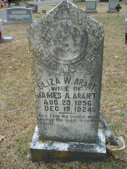 Eliza W. <i>New</i> Arant