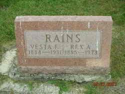 Vesta Farrell <i>Keith</i> Rains