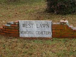 West Lawn Memorial Cemetery