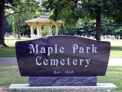 Maple Park Cemetery