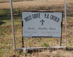 Holly Grove Cemetery Number 2