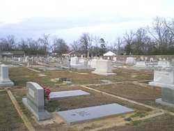 First Baptist Church of Headland Cemetery