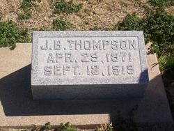 Joseph Bryan Thompson
