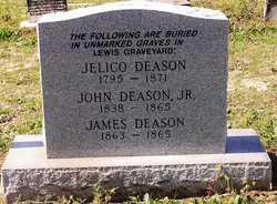 Jellico <i>Cates</i> Deason
