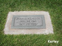 Julius R Allen