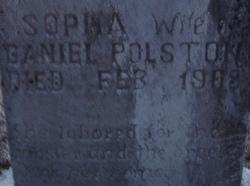 Sopha <i>Polston</i> Polston