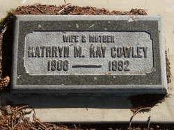 Kathryn Margaret <i>Kay</i> Cowley