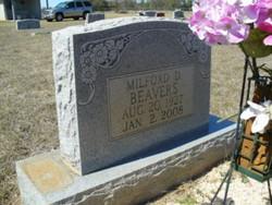 Milford D. Beavers