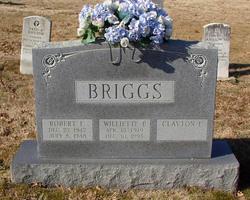 Robert E. Briggs