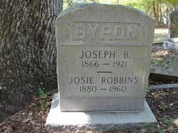 Josie <i>Robbins</i> Byron