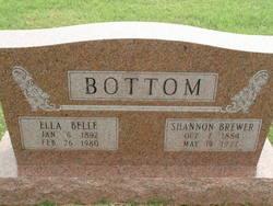 Shannon Brewer Bottom