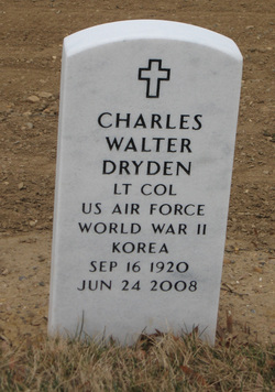 LTC Charles Walter A-Train Dryden