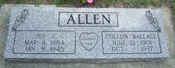 Collon Wallace Allen