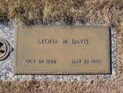 Leona May <i>Demaris</i> Davis