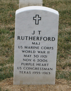J. T. Rutherford