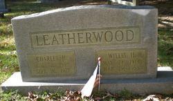 Willis H Leatherwood