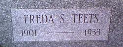 Freda <i>Stemple</i> Teets