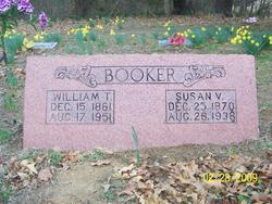Susan Vermell <i>Fry</i> Booker