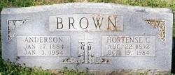 Hortense <i>Church</i> Brown