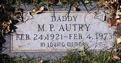 Marvin Paul Autry