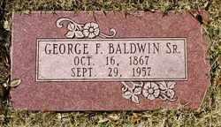 George F Baldwin, Sr