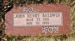 John Henry Baldwin